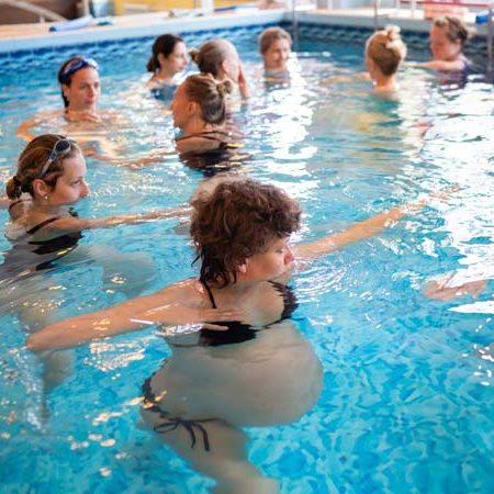 Birthlight Aquanatal yoga