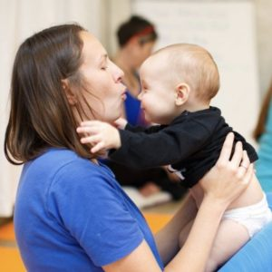 Nurturing Baby Massage and Baby Yoga part 1 - binby 1