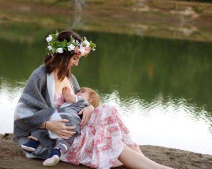 Breastfeeding Week 2020