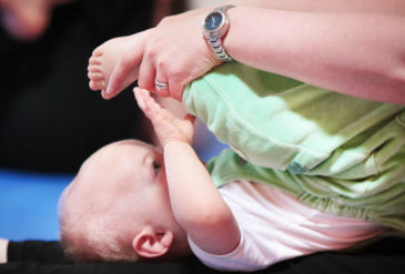 Special Babies and Baby Yoga