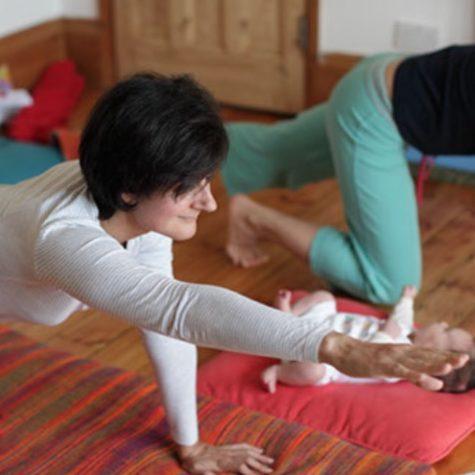 postnatal yoga birthlight