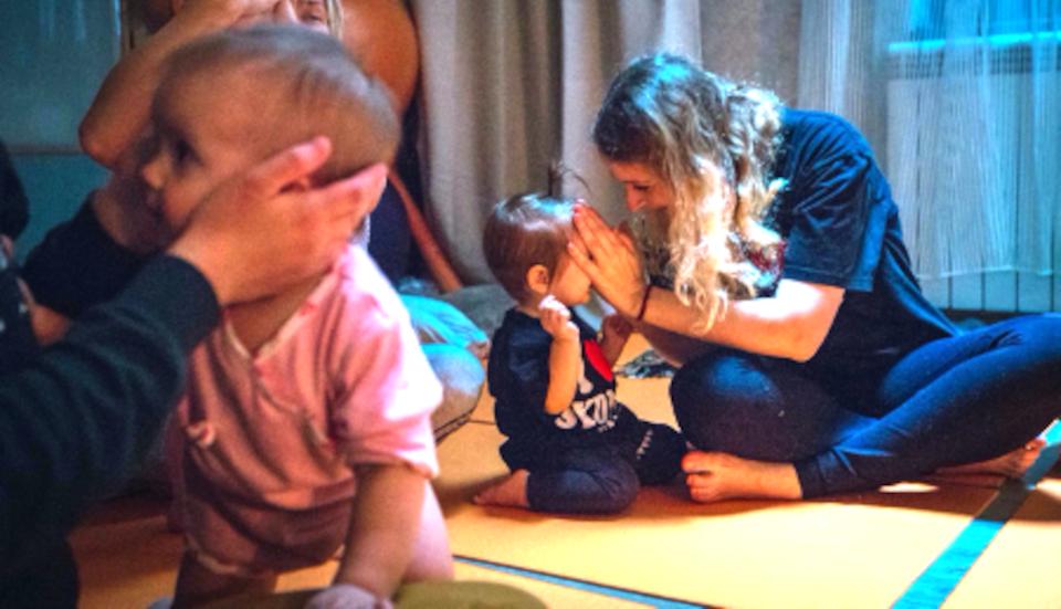 parent-baby communication